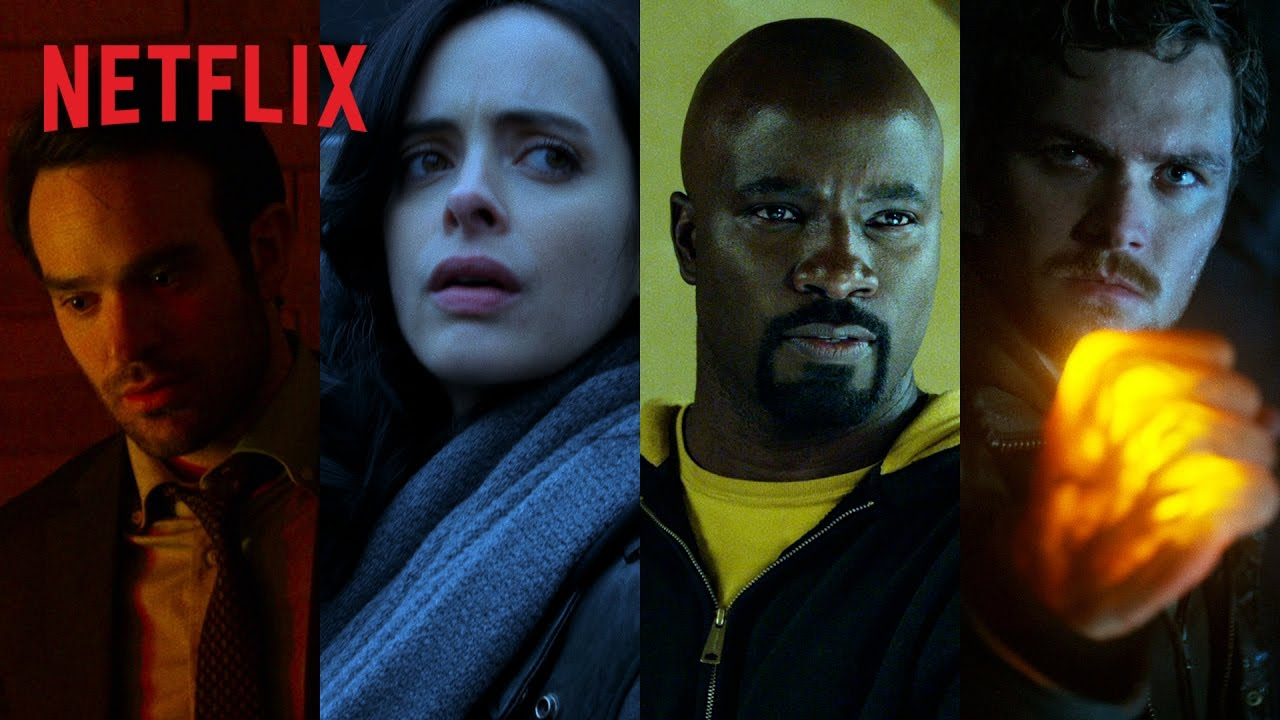 Marvel's The Defenders | Bande-annonce officielle | Netflix [HD]