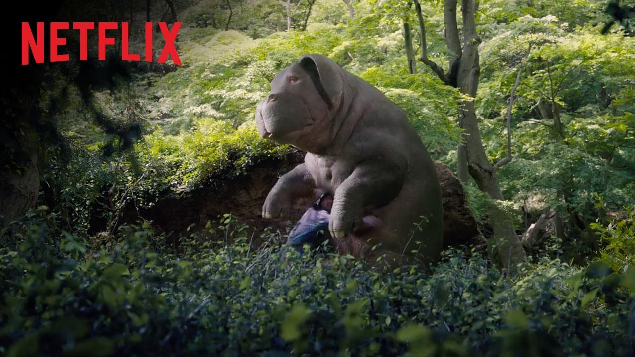Okja | Bande-annonce principale [Sous-titre] | Netflix