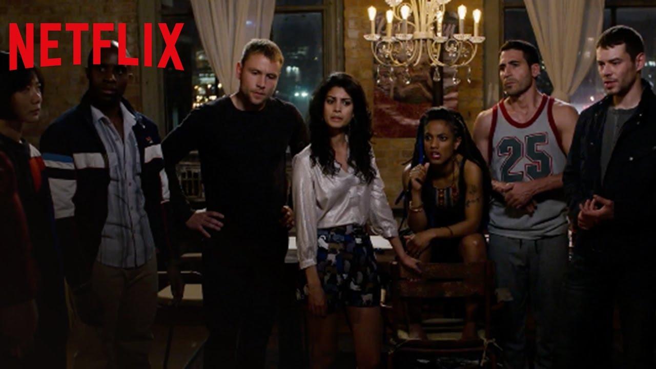 Sense8   Saison 2 – Les coulisses   Netflix