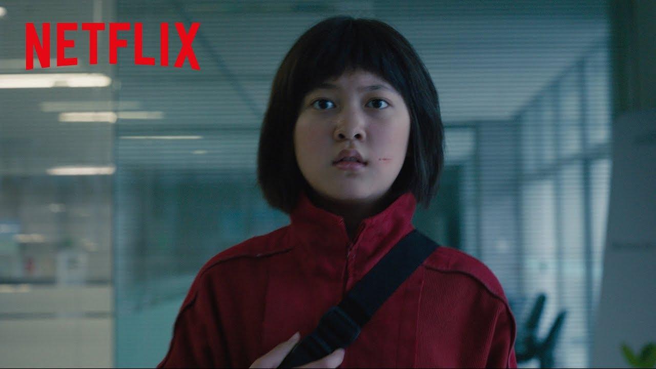 Okja   Portrait de Mija   Le 28 juin sur Netflix