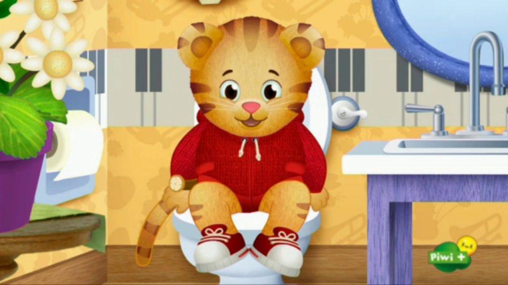 Dany le tigre netflix 1024x576 - Les personnages préférés des tout-petits peuplent Netflix