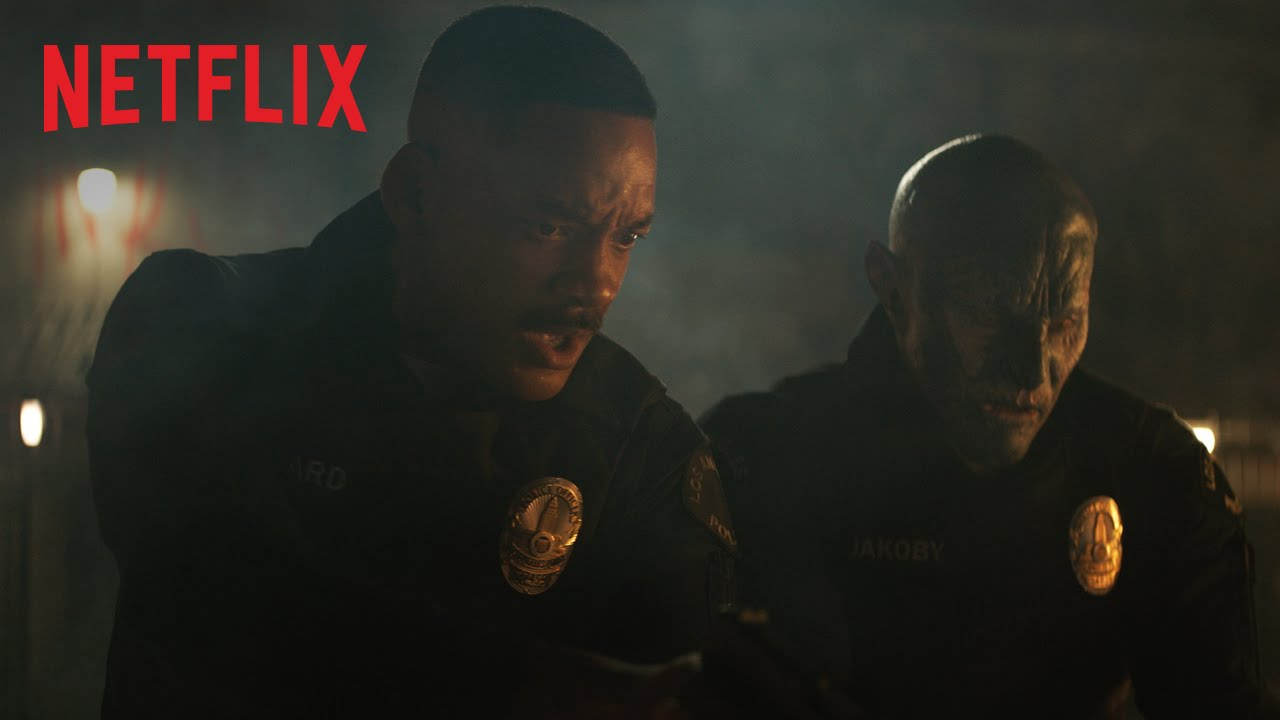 Bright | Bande-annonce officielle | Netflix [HD]