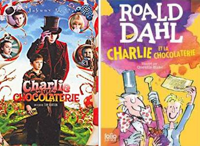 charlie et la chocolaterie - Les 10 adaptations de roman à ne pas rater sur Netflix