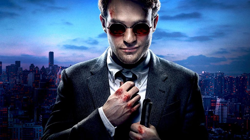 daredevil netflix marvel comics 1024x576 The Defenders : Les 4 supers héros Marvel réunis pour une série Netflix !