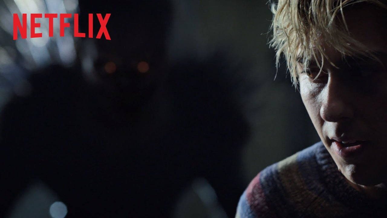 Death Note | Light rencontre Ryuk | Netflix [HD]