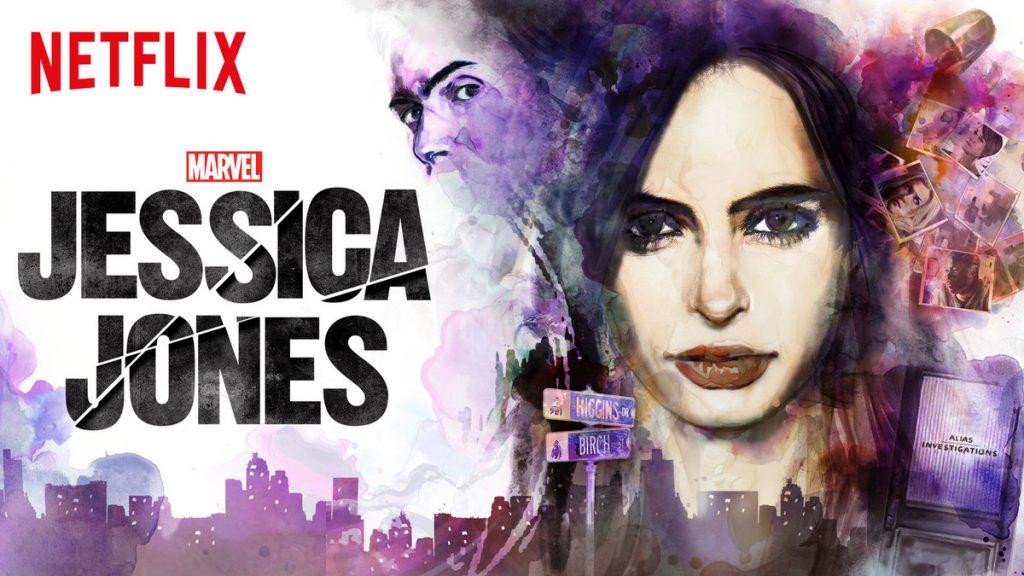 jessica jones marvel netflix 1024x576 - The Defenders : Les 4 supers héros Marvel réunis pour une série Netflix !