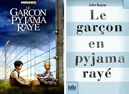 le garcon au pyjama rayé netflix - Les 10 adaptations de roman à ne pas rater sur Netflix