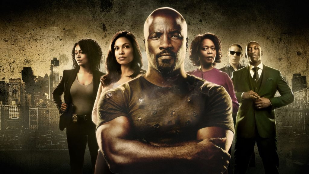 luke cage netflix marvel 1024x576 - The Defenders : Les 4 supers héros Marvel réunis pour une série Netflix !