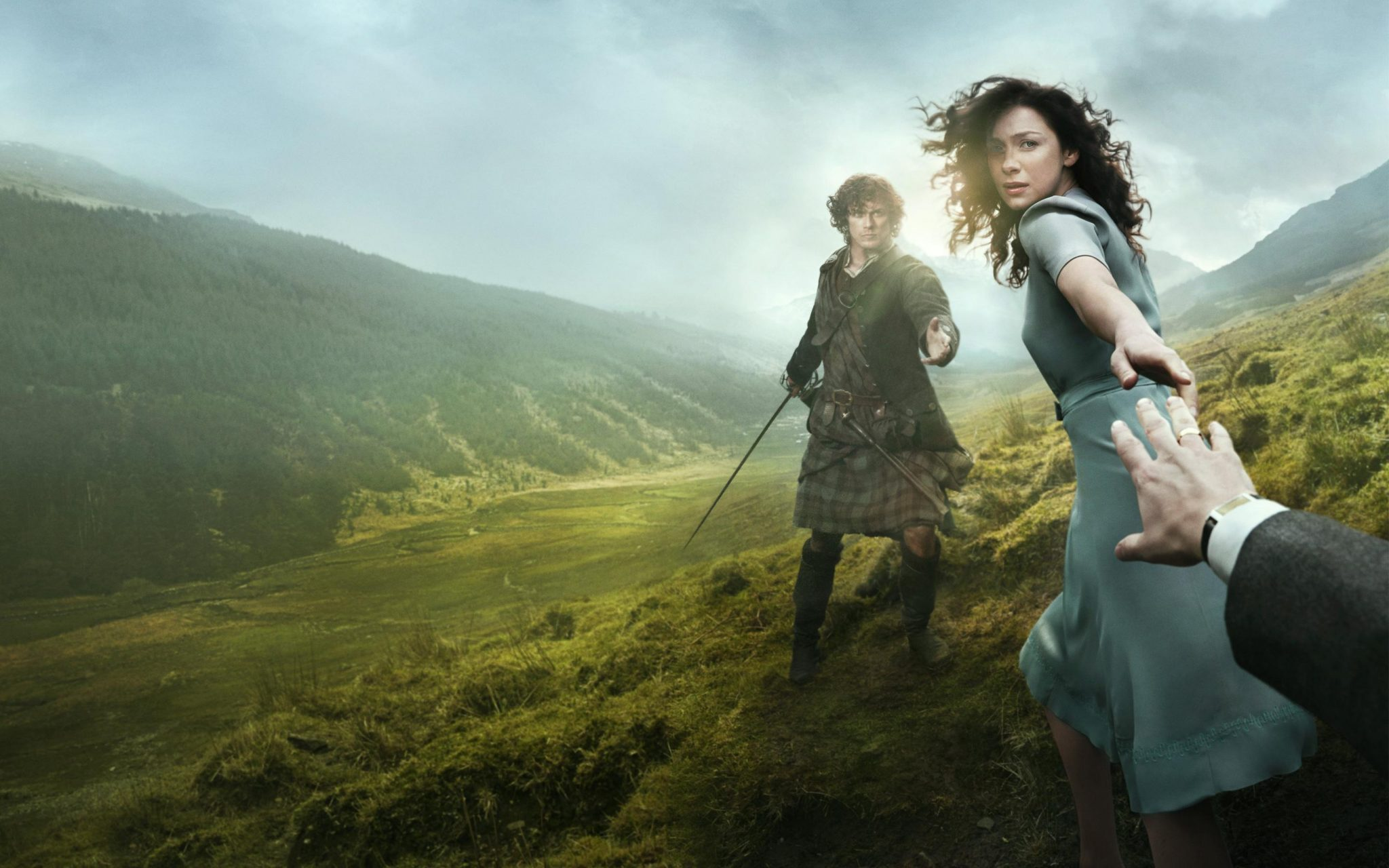 Outlander détrônera-t-il Game of Thrones ?