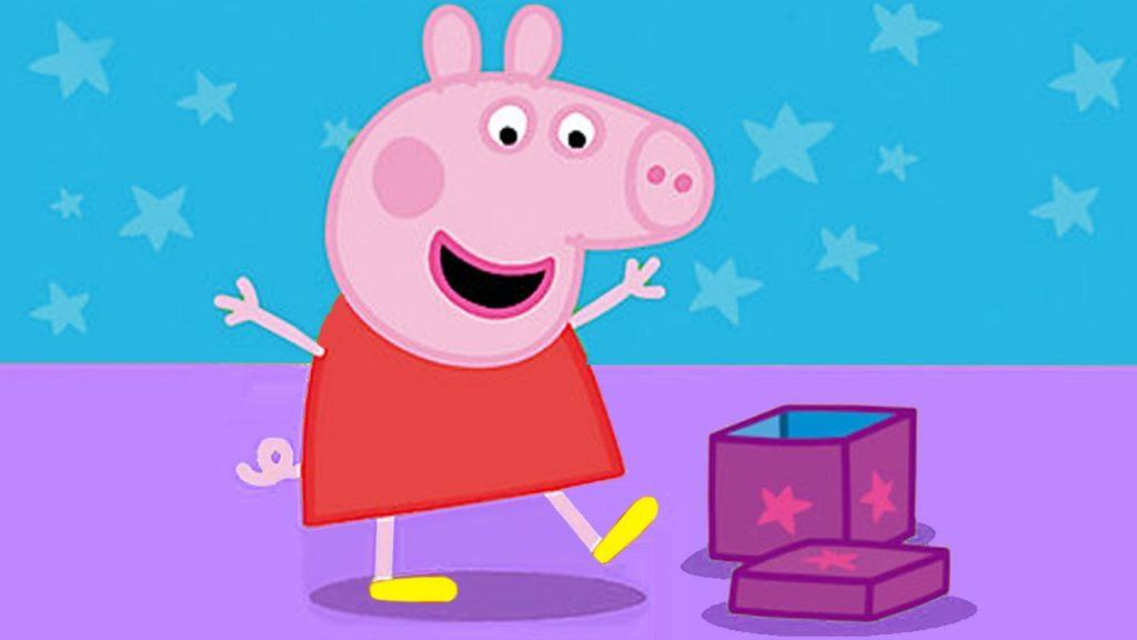 peppa pig netflix 1024x576 - Les personnages préférés des tout-petits peuplent Netflix