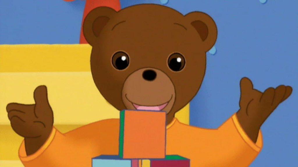 petit ours brun netflix 1024x576 Les personnages préférés des tout petits peuplent Netflix