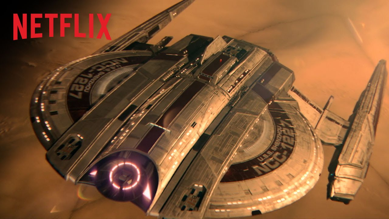 Star Trek: Discovery | Bande-annonce officielle | Netflix [HD]