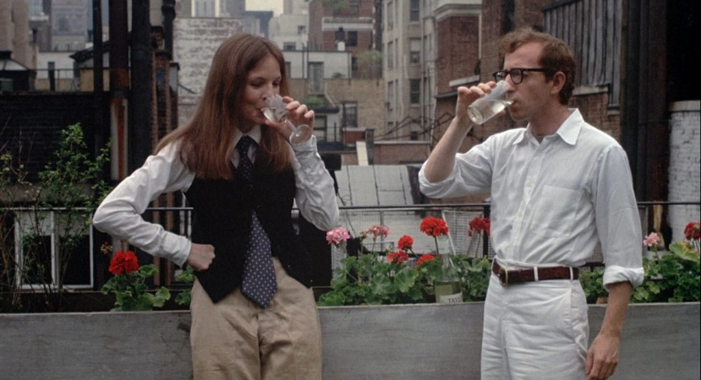 annie hall 1 1024x555 - Il sera trop tard le 1er septembre : les films à regarder avant leur disparition du catalogue