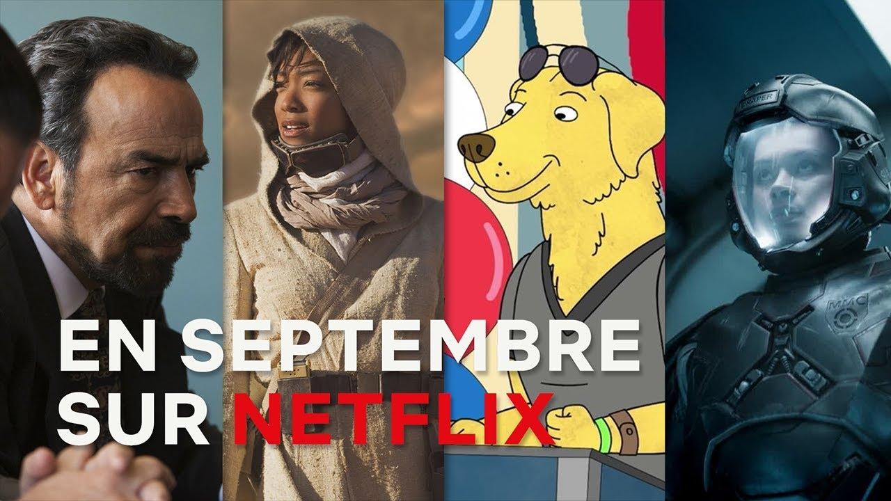 Ce mois-ci sur Netflix | Septembre 2017 | Netflix