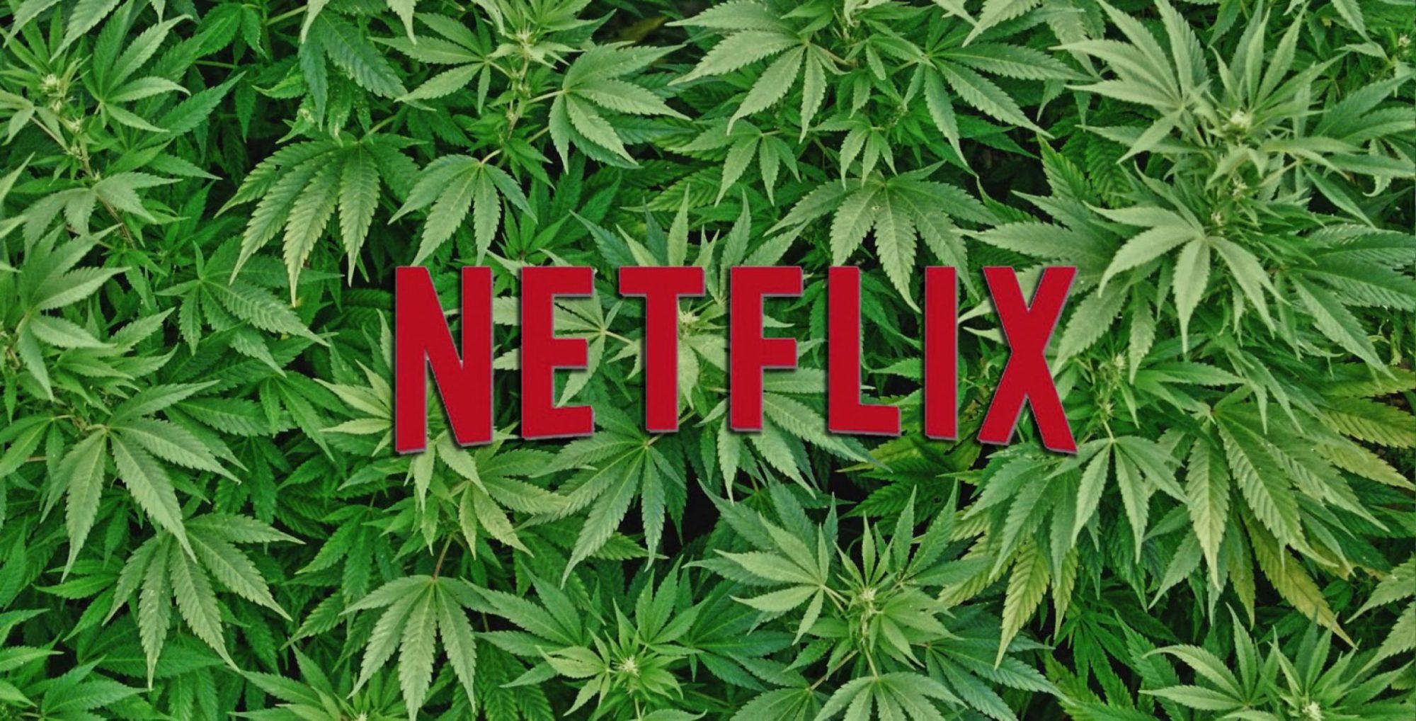 Quand Netflix vend du cannabis pour le lancement de la série Disjointed