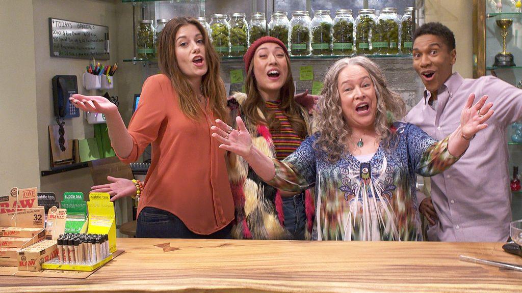 disjointed netflix3 1024x576 - Quand Netflix vend du cannabis pour le lancement de la série Disjointed