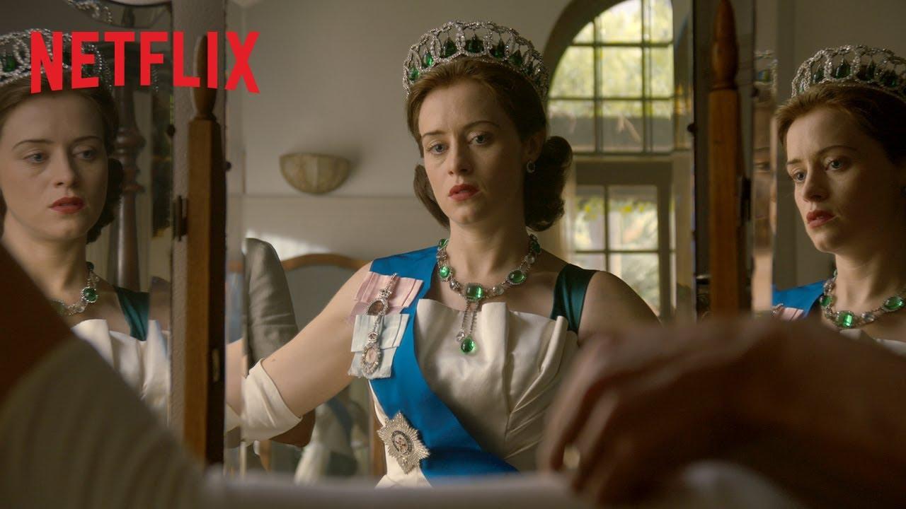 The Crown | Teaser Saison 2 [HD] | Netflix