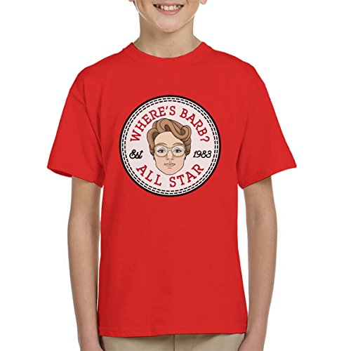 Stranger-Things-Barb-All-Star-Converse-Logo-Kids-T-Shirt-0