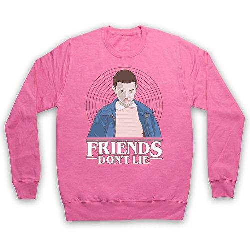 Stranger-Things-Elle-Eleven-11-Friends-Dont-Lie-Sweat-Shirt-des-Adultes-0