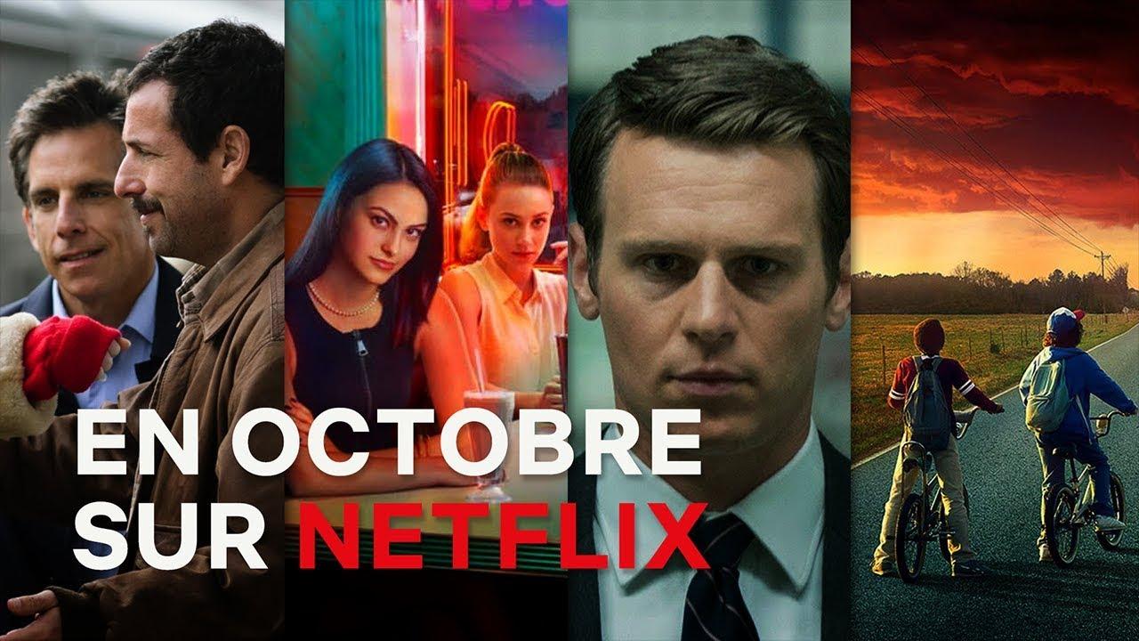 Ce mois-ci sur Netflix | Octobre 2017 | Netflix