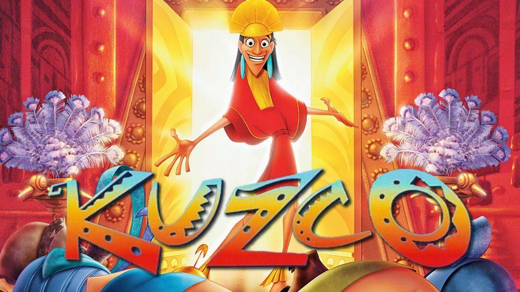 kuzco emprereur megalo disney 1024x576 Disney fait son come back sur Netflix