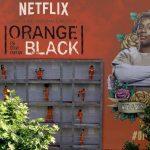 netflix orange is the new black street marketing 2 150x150 Netflix se la joue Oldschool avec un jeu retro et gratuit à leffigie de Stranger Things