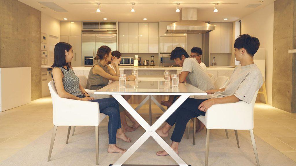 terrace house tele realite japon netflix 1024x576 - Terrace House, bienvenue dans l'ère de la slow télé-réalité !