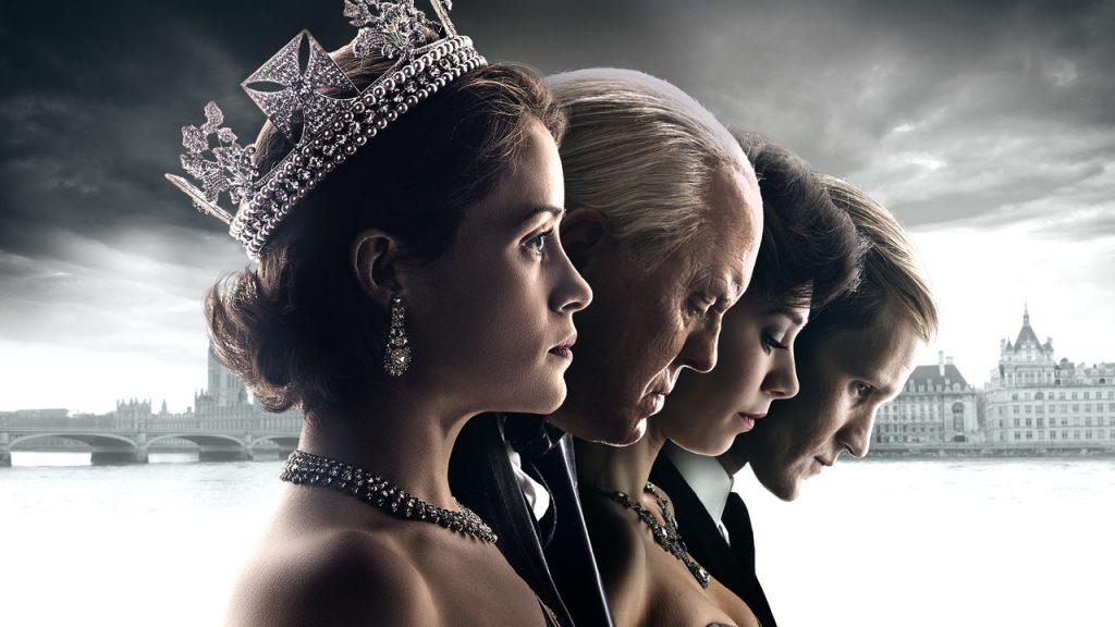 the crown netfliw serie 1024x576 - Netflix coiffé au poteau par Hulu et HBO aux Emmy Awards