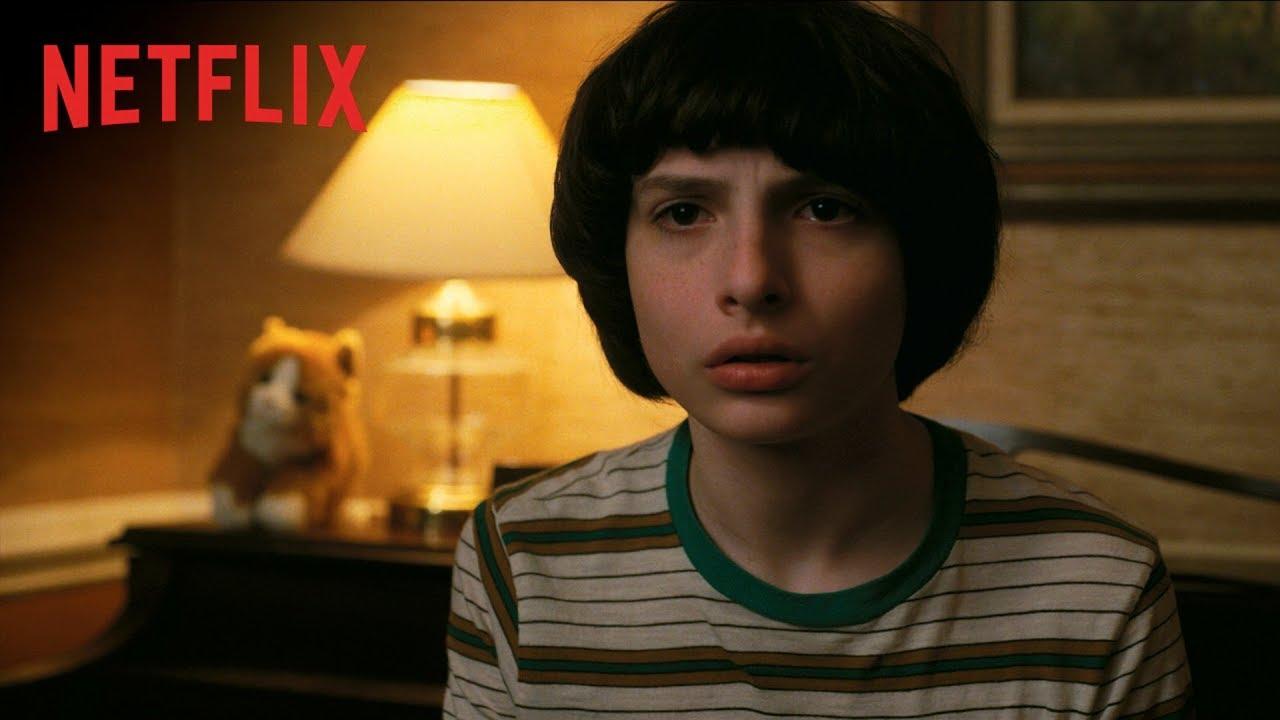 Stranger Things 2   Clip : Je ne sais pas   Netflix