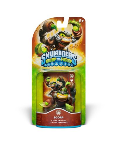 NEW-SEALED-Skylanders-Swap-Force-Character-Figure-Scorp-0-0