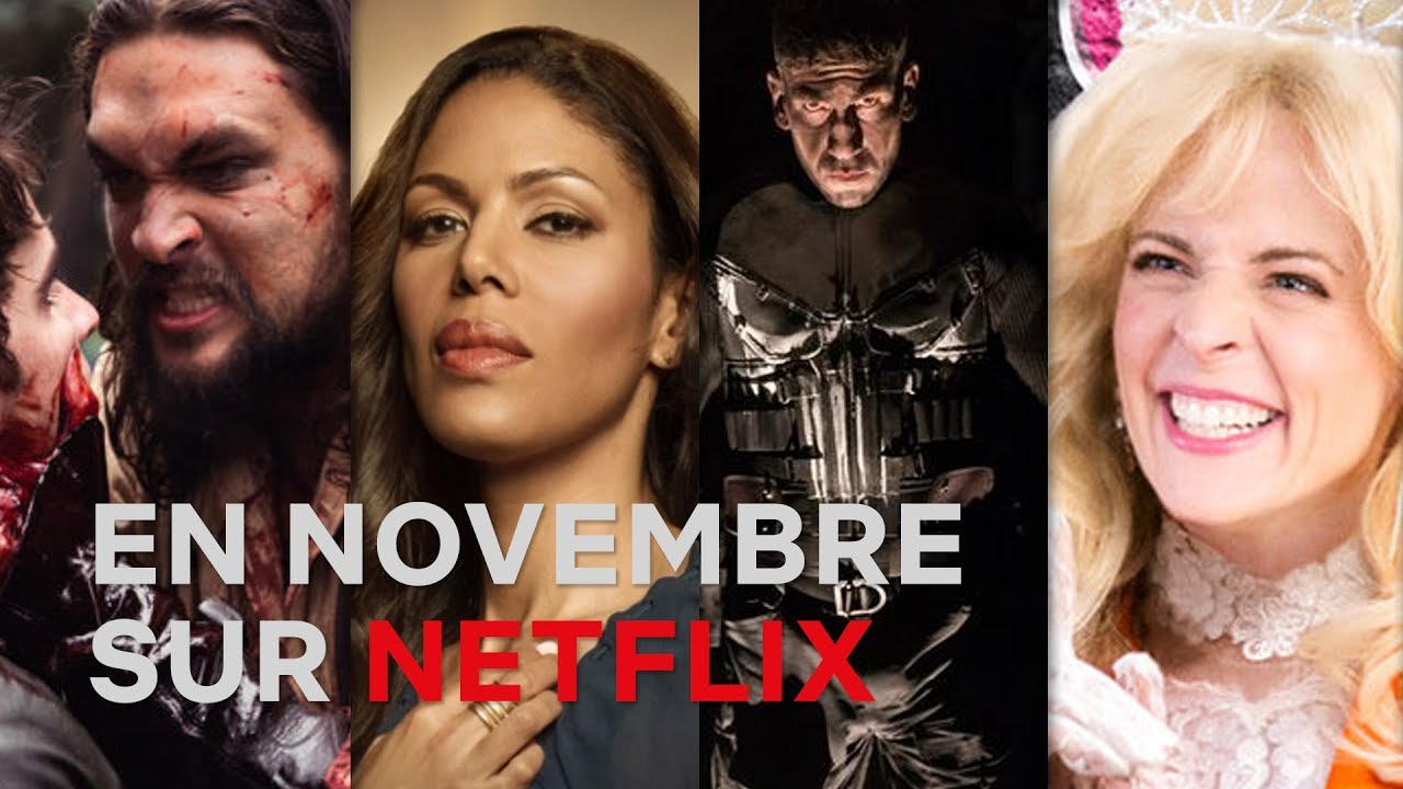 Ce mois-ci sur Netflix | Novembre 2017 | Netflix