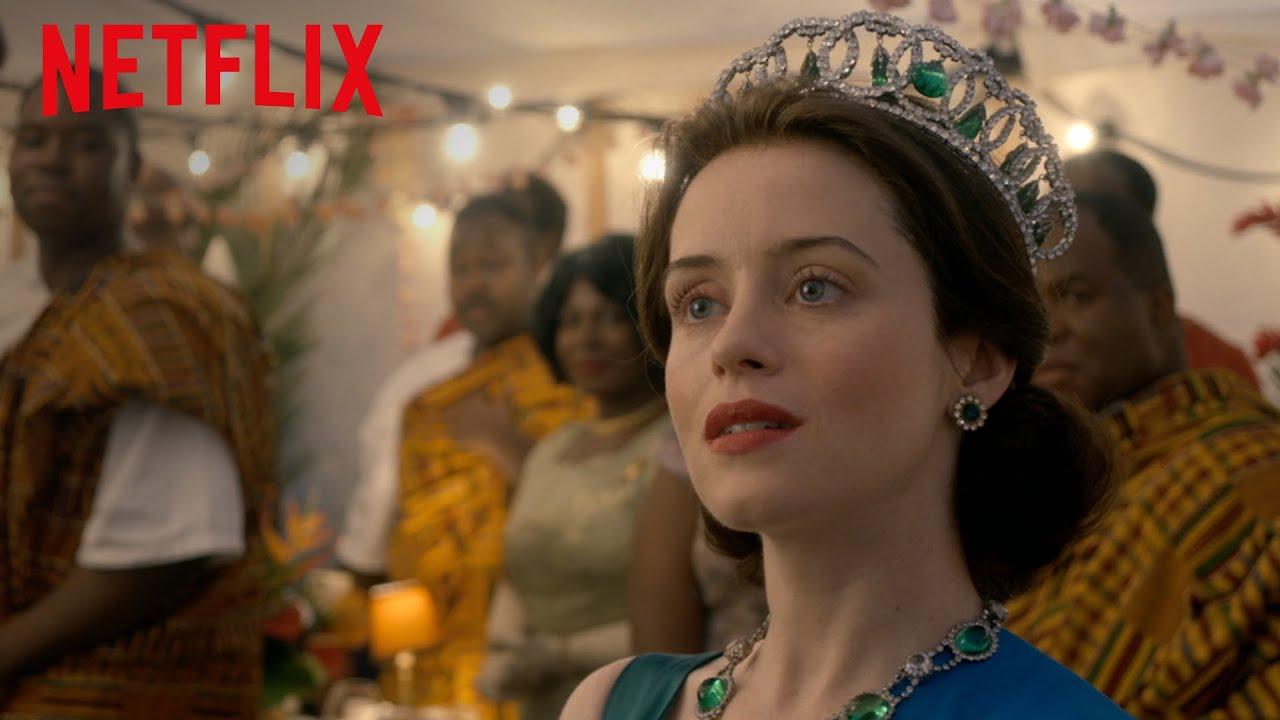 The Crown | Bande-annonce saison 2 [HD] | Netflix