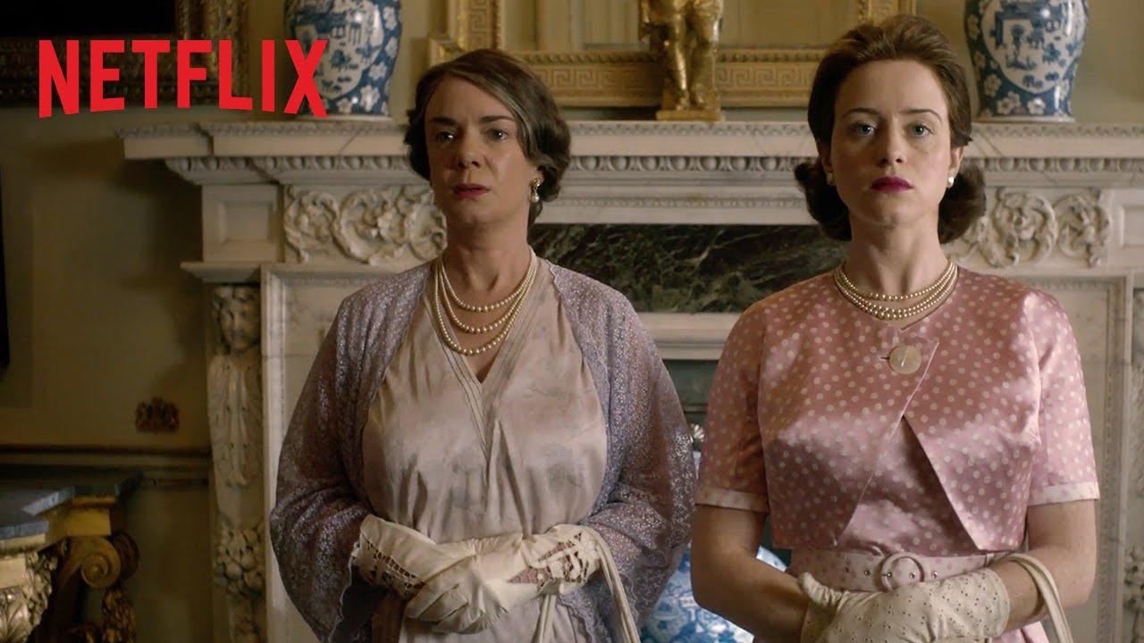 The Crown | Featurette : Évolution de la monarchie [HD] | Netflix