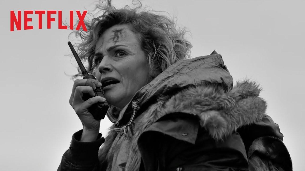 Black Mirror – Metalhead | Bande-annonce officielle [HD] | Netflix DUB