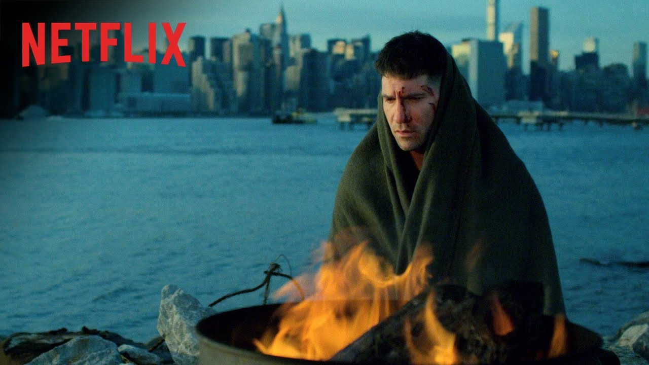 Marvel's The Punisher | Inside [HD] | Netflix