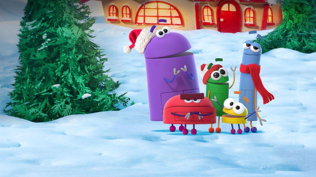 storybots oel films netfix 1024x576 - La magie de Noël en 6 dessins animés uniquement sur Netflix