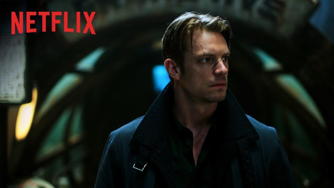 Altered Carbon | Bande-annonce officielle [HD] | Netflix