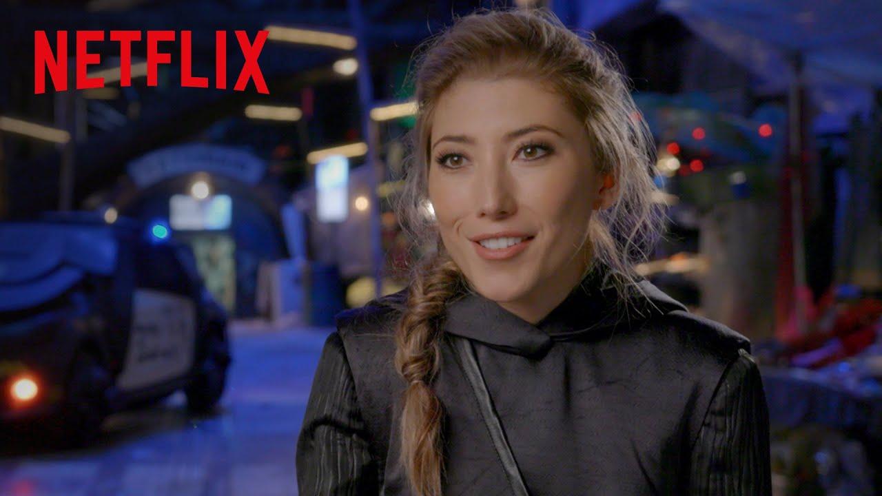 Altered Carbon | Luttez pour votre vie [HD] | Netflix