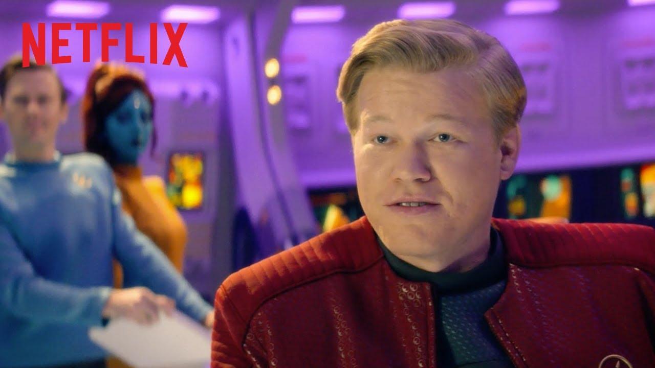 Black Mirror – U.S.S. Callister | Bande-annonce officielle [HD] | Netflix SUB