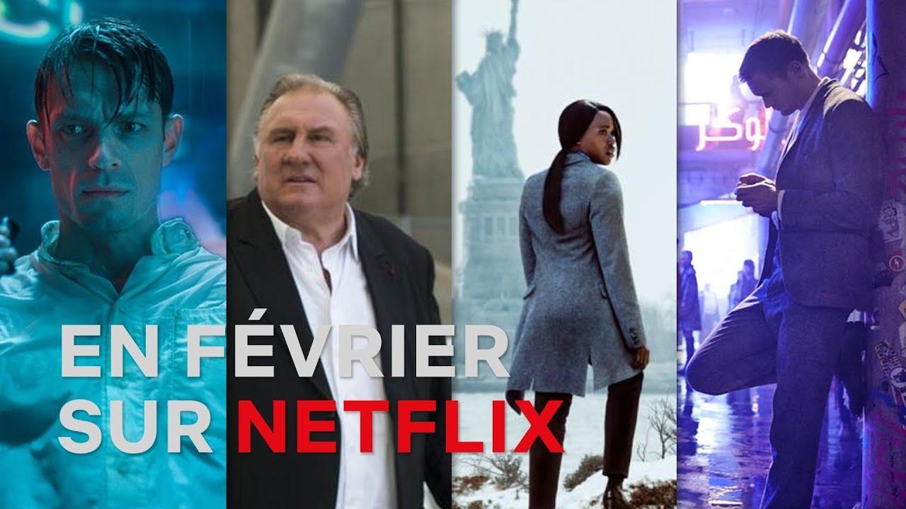 Ce mois-ci sur Netflix | Février 2018 | Netflix