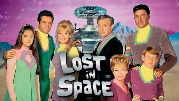 lostinspace - Ce que nous réserve Netflix pour 2018