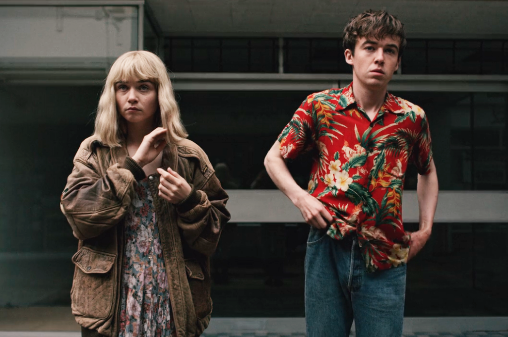 the end of the fing world 1024x680 - The End of the F***ing World : le Bonnie and Clyde nouvelle génération de Netflix