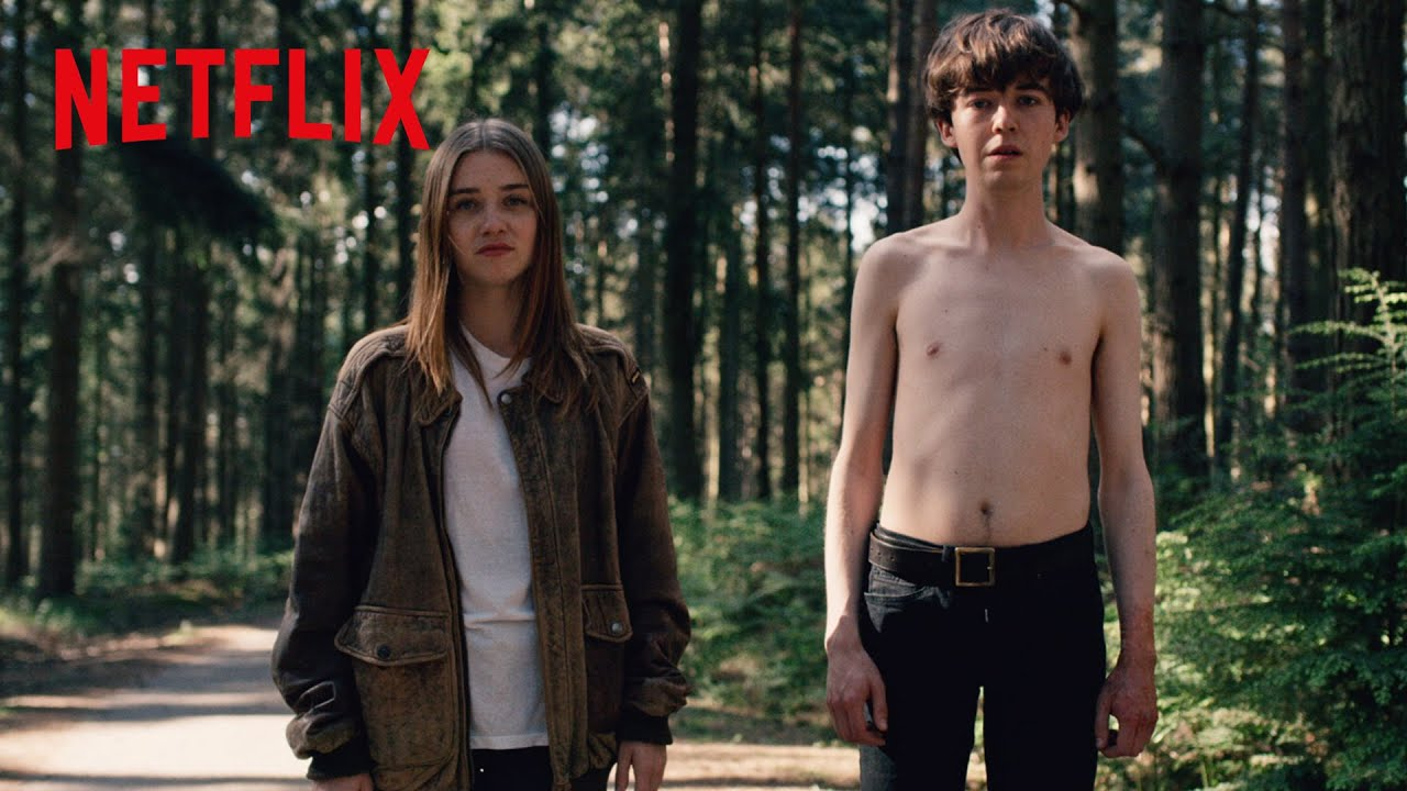 The End of the F**king World | Bande-annonce officielle [HD] | Netflix