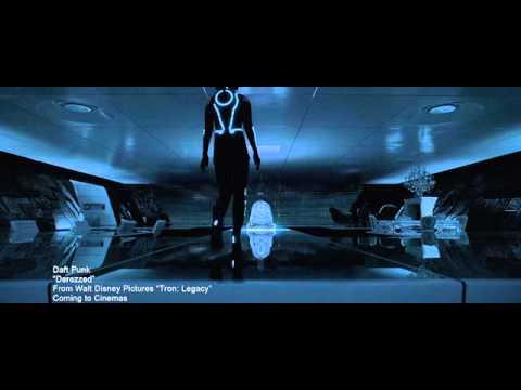 """Tron : L'Héritage – Teaser musical """"Derezzed"""" composé par les Daft Punk"""