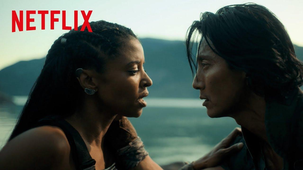 Altered Carbon | L'amour est une étrange magie noire [HD] | Netflix