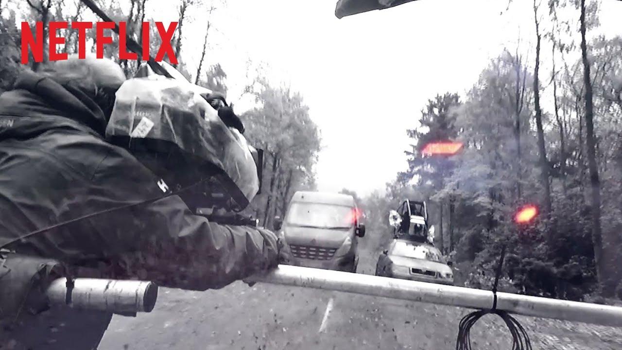 Black Mirror   Featurette : Metalhead   Netflix