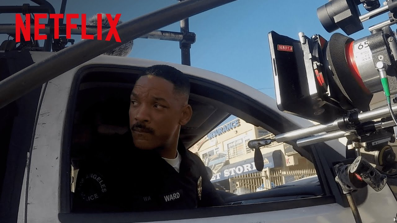Bright | Bande-annonce | Netflix