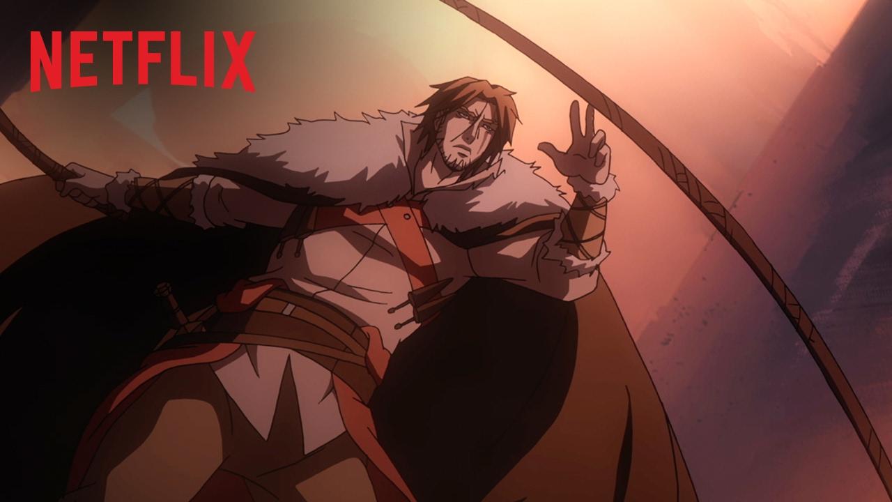 Castlevania – Teaser – Netflix