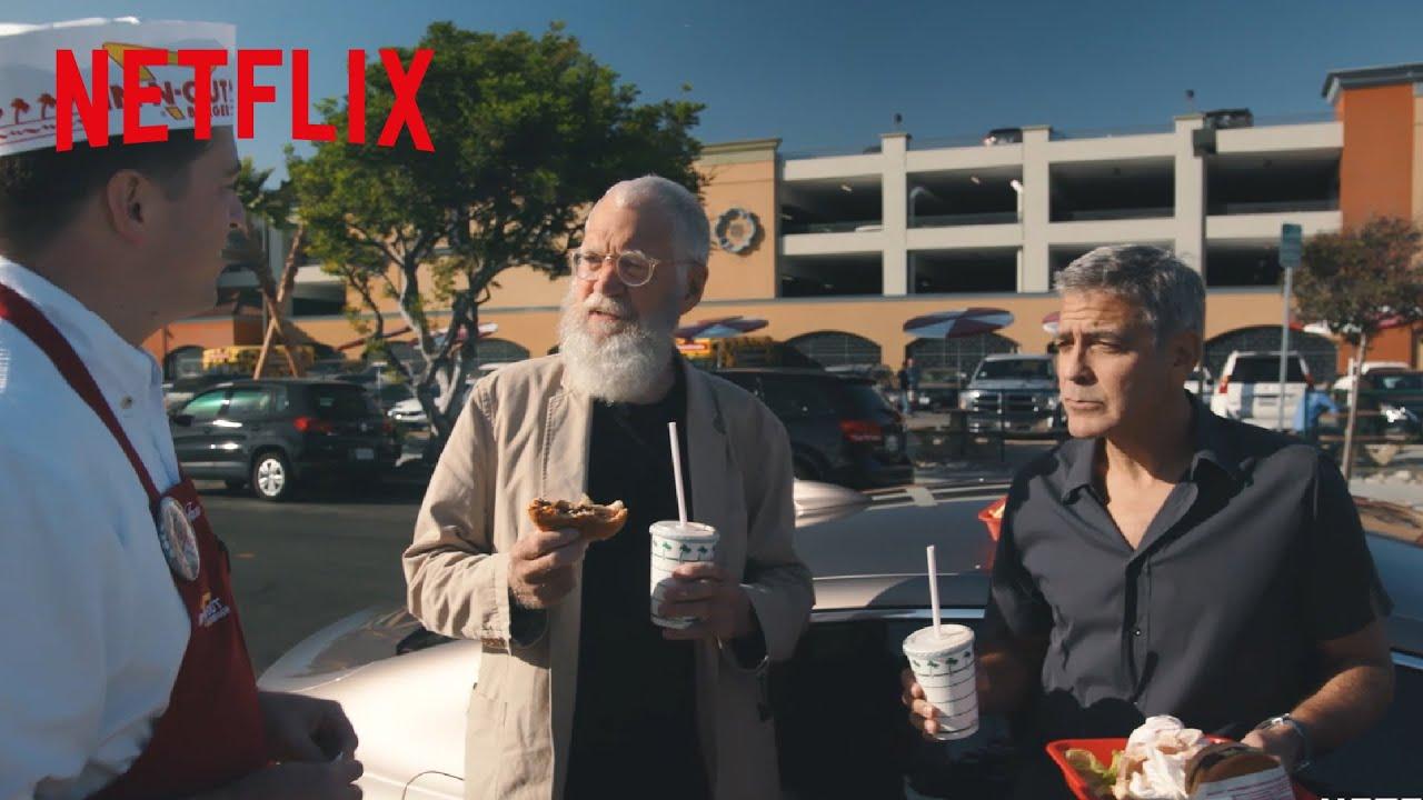 Des hamburgers et des avions avec George Clooney | Mon prochain invité n'est plus à présenter