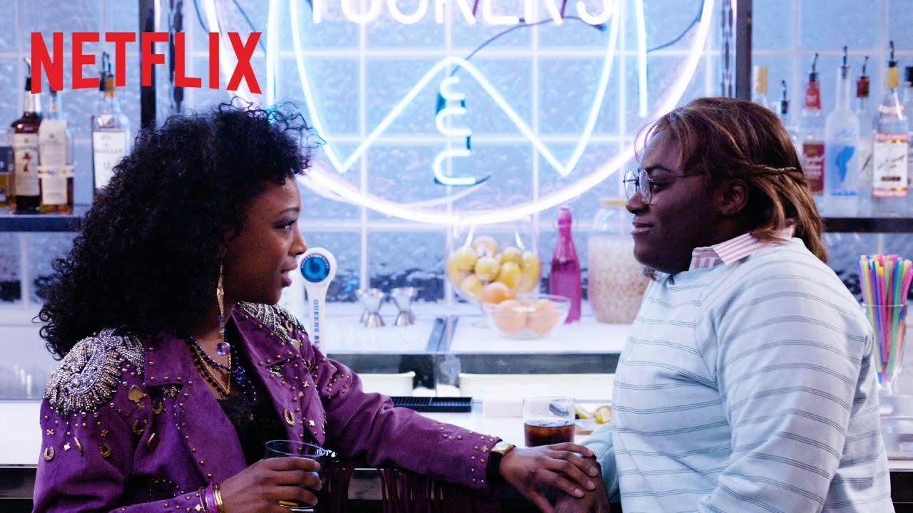 Orange is the New Black Mirror – Netflix – HD